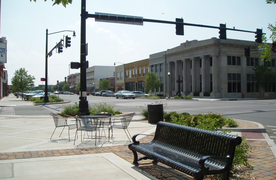 Norman Streetscape -13