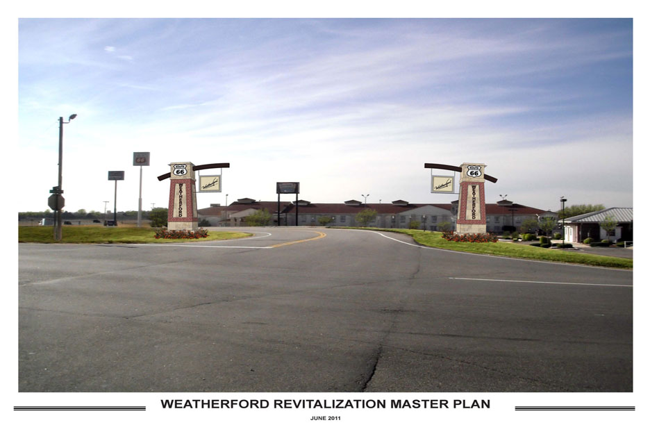 Weatherford Streetscape -8